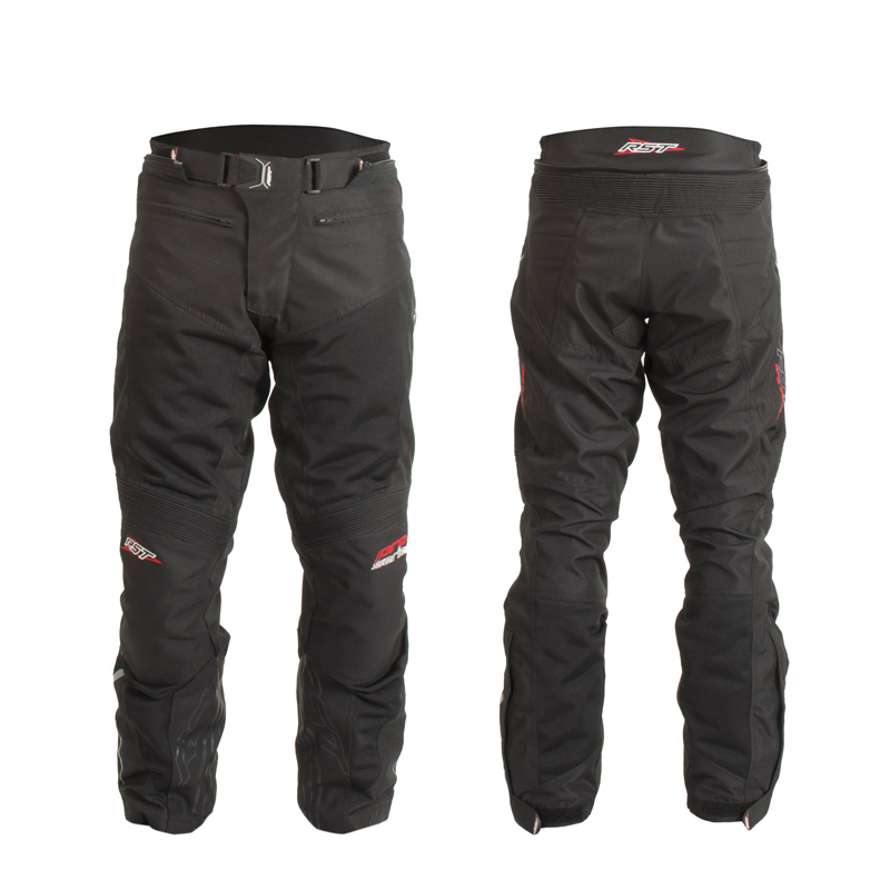 RST Pro Series 1417 Paragon V Trousers Black - Bikeworld Ireland eedc3a25709