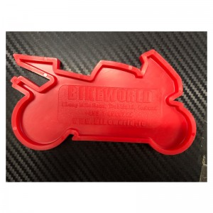 Bikeworld Side Stand Ground Plate