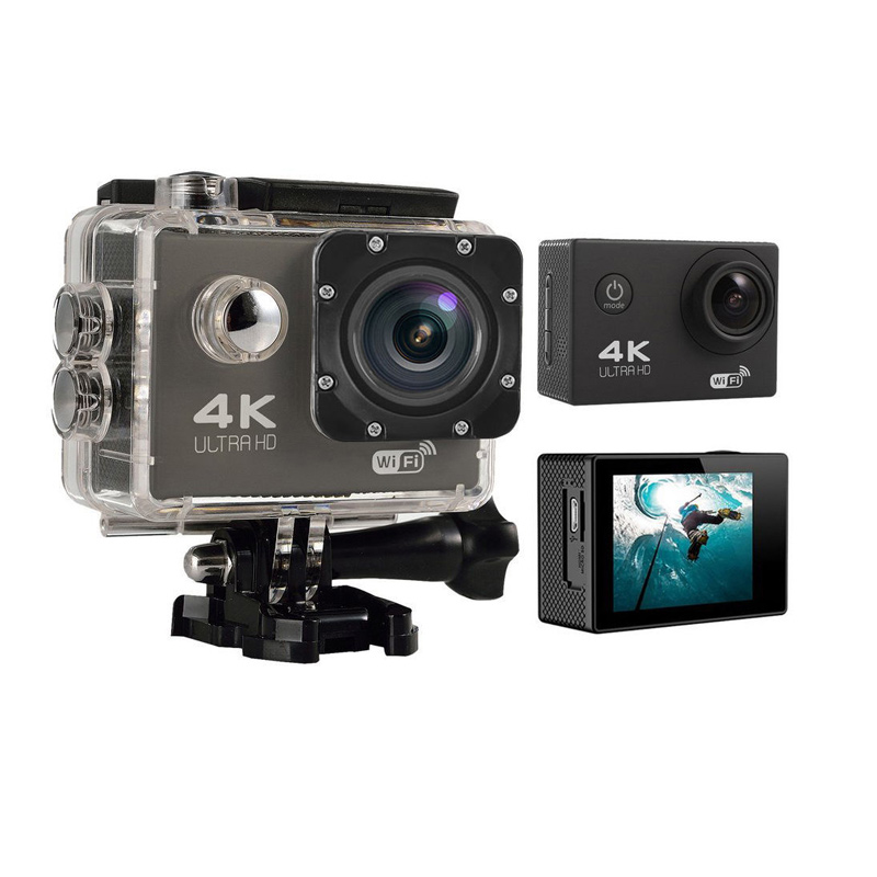 4k 2 hd 1080p 12mp sports wifi waterproof action