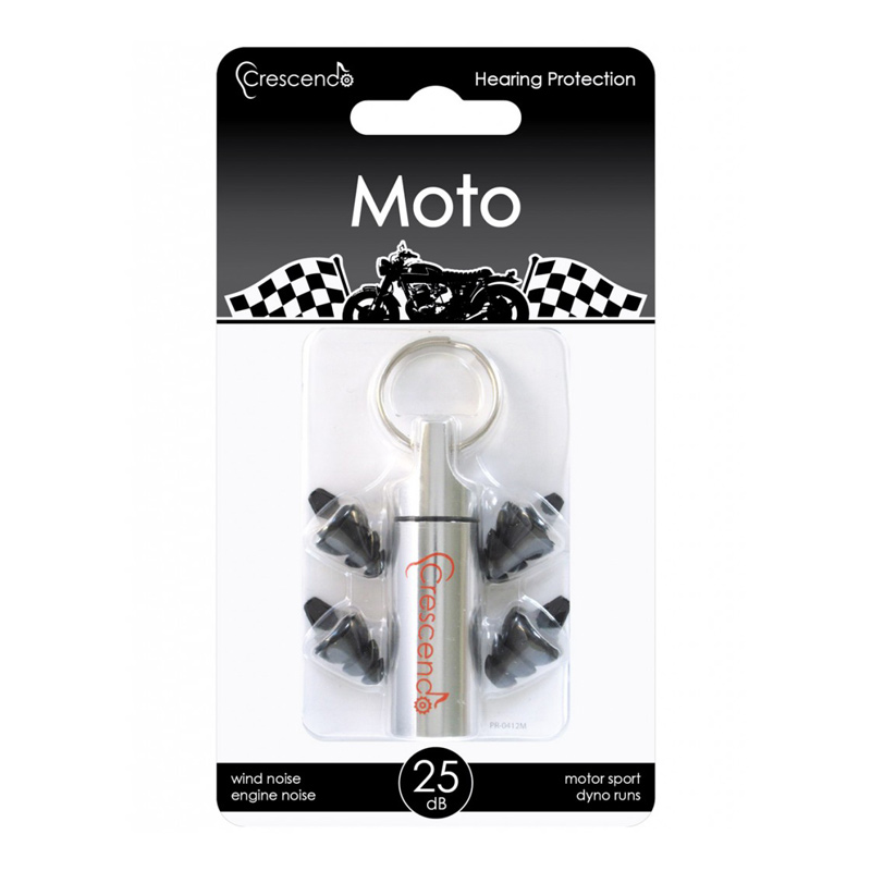 Crescendo Moto Ear Plugs