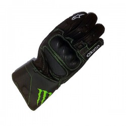 0ba4223e456 Alpinestars SP-M8 Leather Glove (Black)