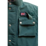 Bultaco Heritage Textile Jacket Green