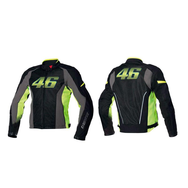 Dainese Vr46 Air Tex Jacket Bikeworld Ireland