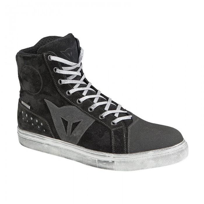 Dainese Street Biker D-WP Shoes Blk/Anth