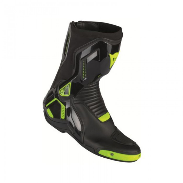 Dainese Course D1 Out Boot Blk/Yellow