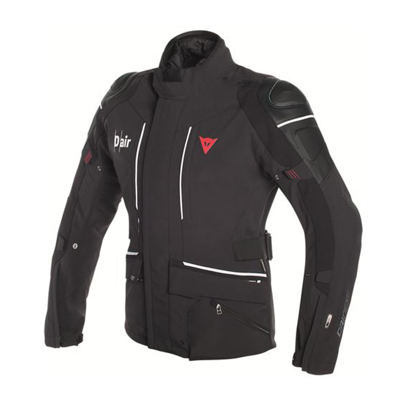 dainese cyclone gore tex d air jacket black bikeworld ireland. Black Bedroom Furniture Sets. Home Design Ideas