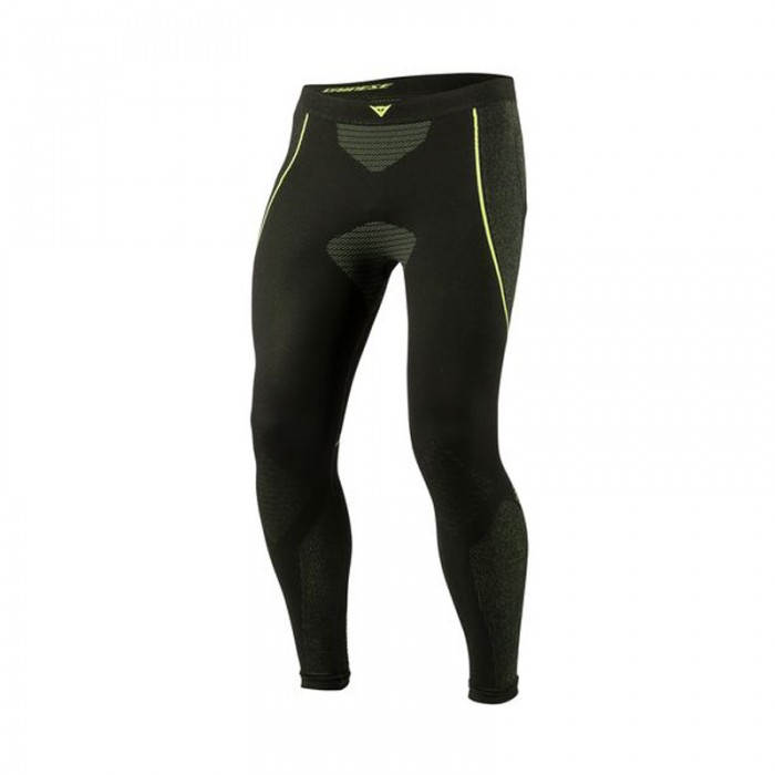 Dainese D-Core Dry Pants LL BlK/Yel