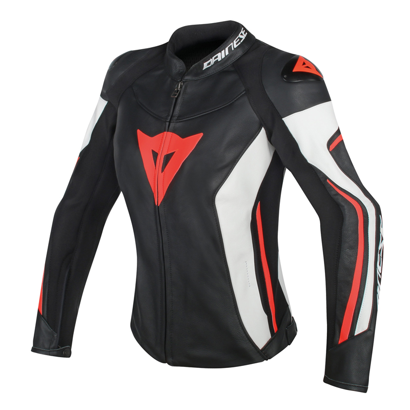22e3a528475 Dainese Assen Womens Leather Jacket - Bikeworld Ireland