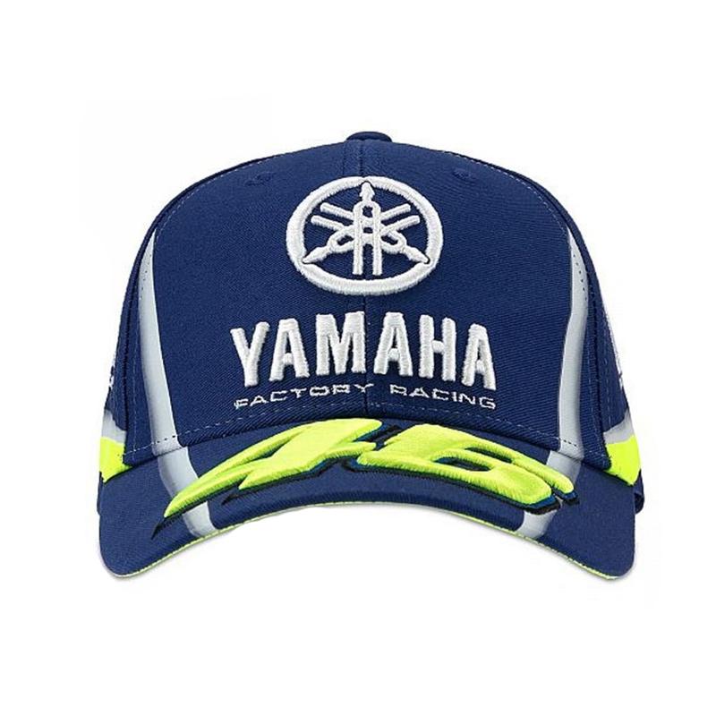 Yamaha VR46 Baseball Cap - Bikeworld Ireland e3166d9bc68