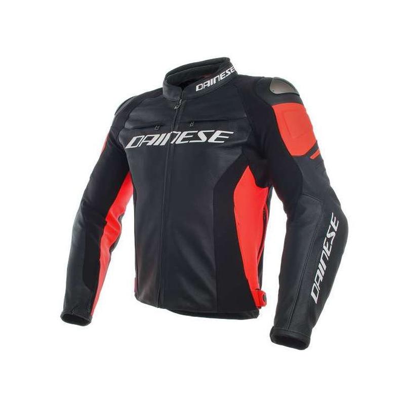 Dainese Racing 3 Leather Jacket - Bikeworld Ireland