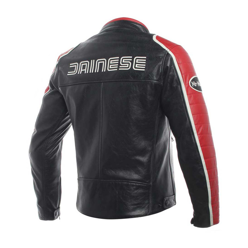 Sell Us Your Bike Reviews >> Dainese Mr. Martini Speciale Leather Jacket - Bikeworld ...