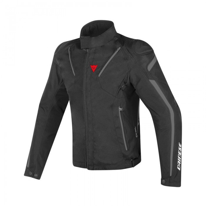 Dainese Stream Line D-Dry Jacket Blk/Gry