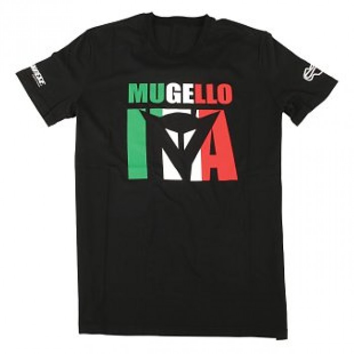 Dainese Mugello D1 T\S Black