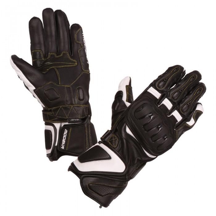 Modeka Daren Glove Black/White