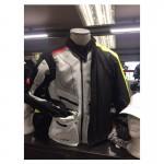 Modeka Flexepic  WP Jacket Blk/Wht