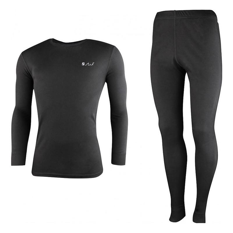 Modeka Stuf Mens Functional Underwear Black