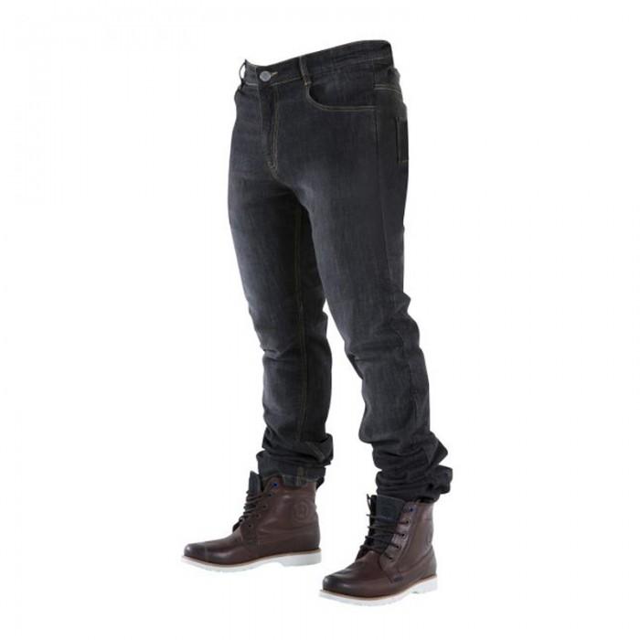 Overlap Street Asphalt Jeans