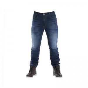 Overlap Street Smalt Denim Homologated  Jeans