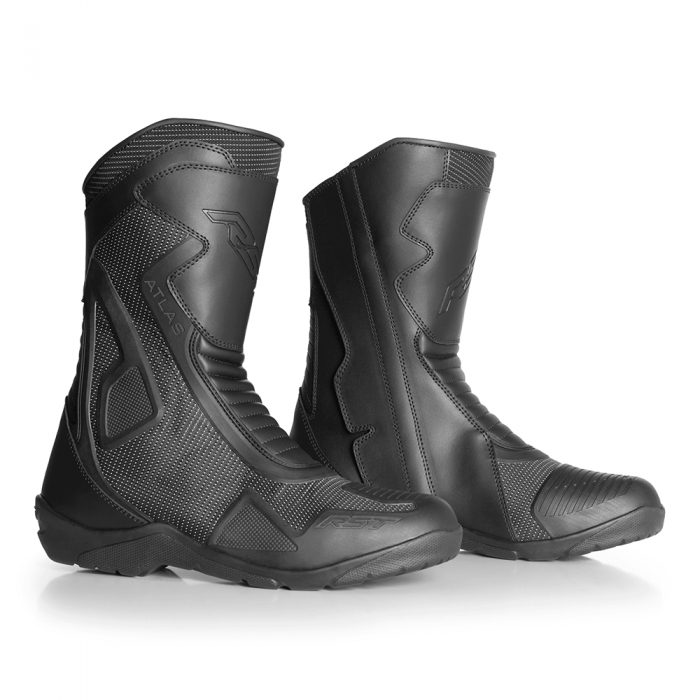 RST Atlas CE Waterproof Boot Black