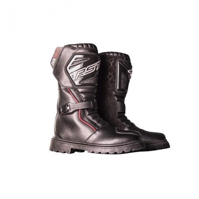 RST 1676 Kids MX Boots Black