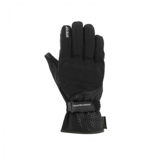 V'Quattro Steve GTX Glove Black