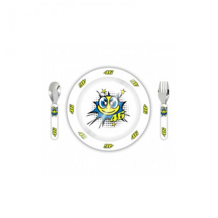 VR46 Baby Meal Pop Art Set
