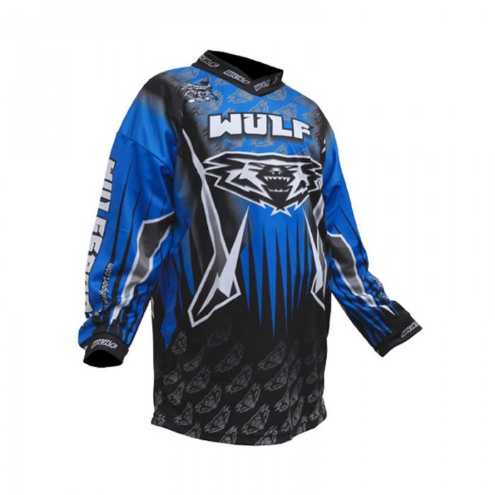WulfSport Kids Cub Race Shirt Blue