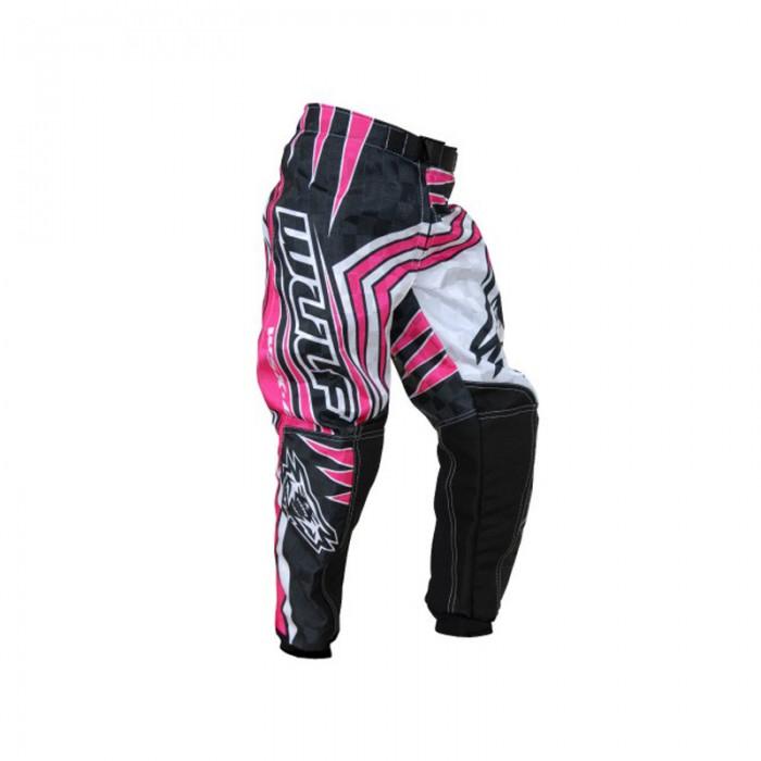 WulfSport Kids Cub Race Pants Pink