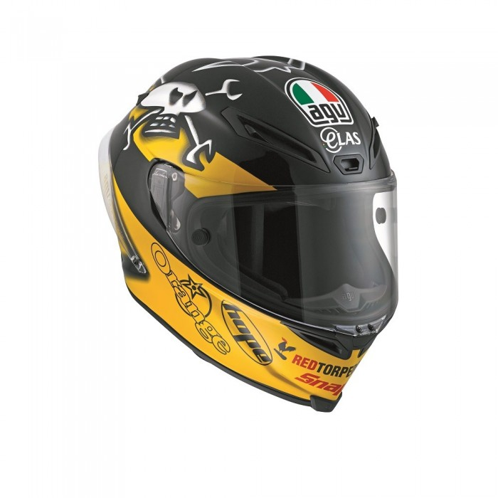 AGV Guy Martin Corsa Limited Edition