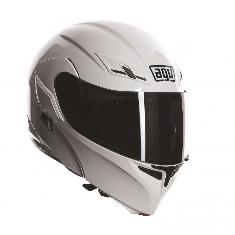Agv Compact St Mono White Bikeworld Ireland