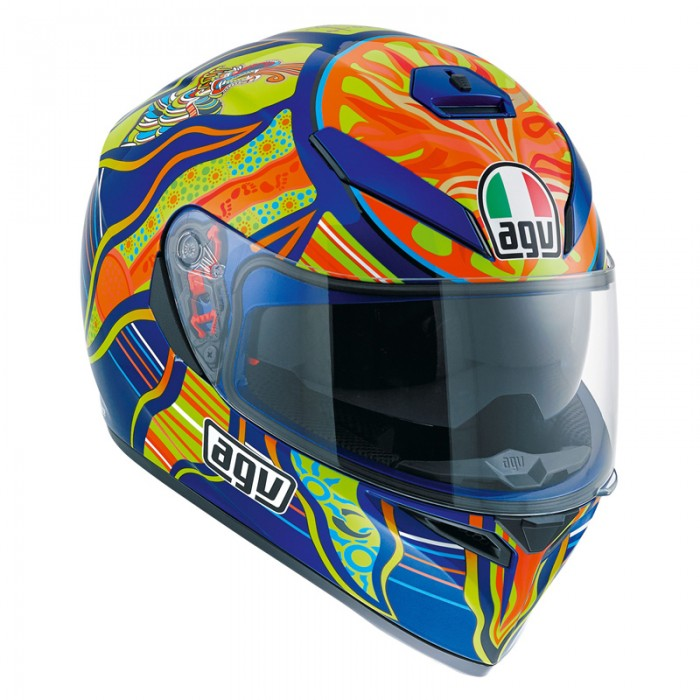AGV K3-SV 5 Continents