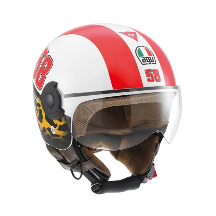AGV Bali Copter Simoncelli Open-face Helmet