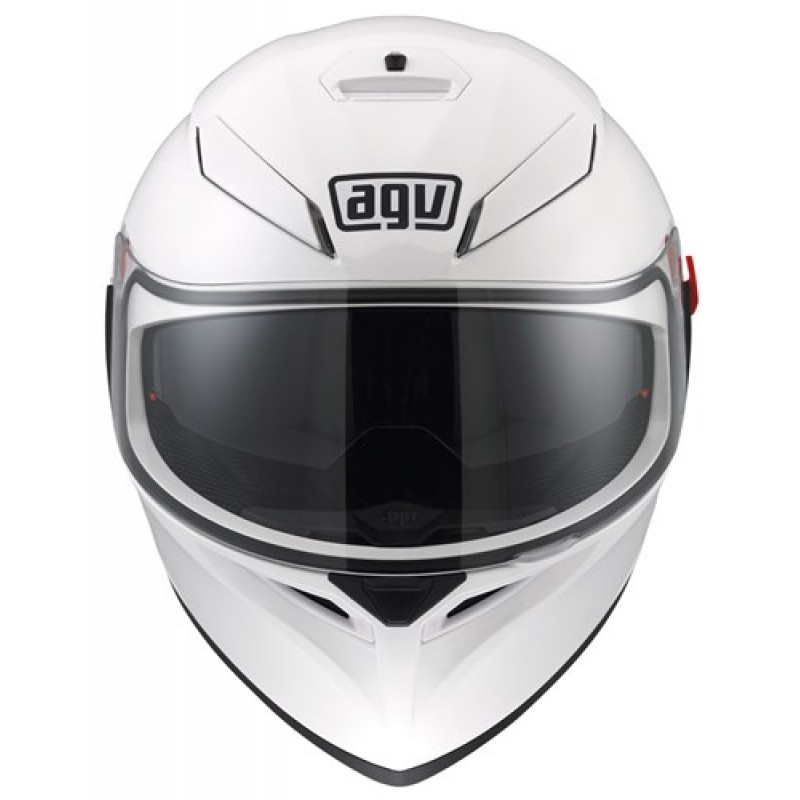 agv k3 sv helmet white bikeworld ireland