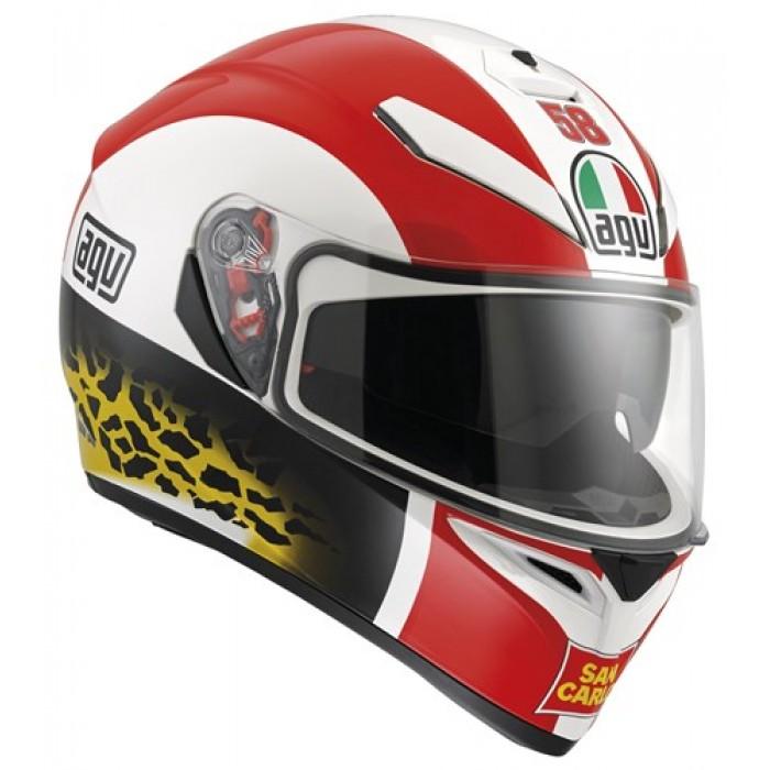 AGV K3-SV Simonchelli  Replica Helmet