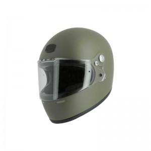 Astone Vintage GT Retro Matt Khaki Helmet