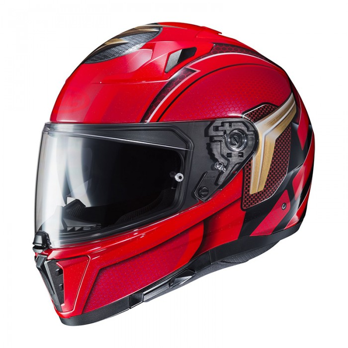 HJC i70 The Flash Helmet
