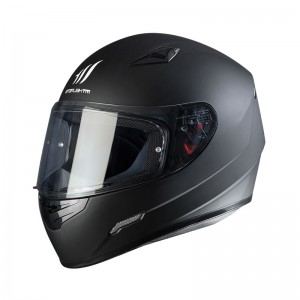 MT Mugello Solid Helmet