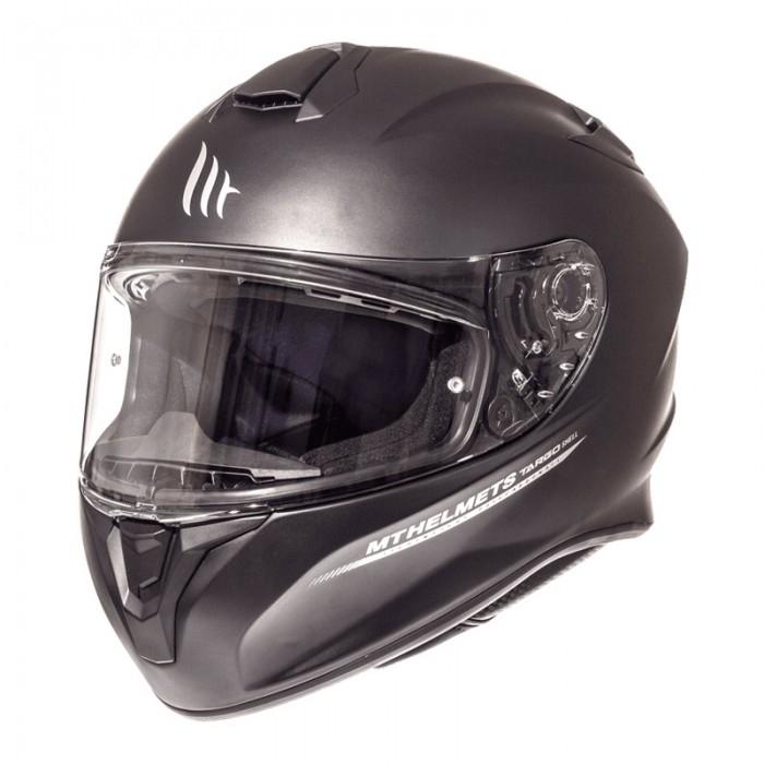 MT Targo Solid Helmet