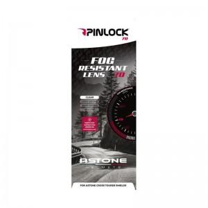 Pinlock 70 Insert for Astone Cross Tourer Helmets