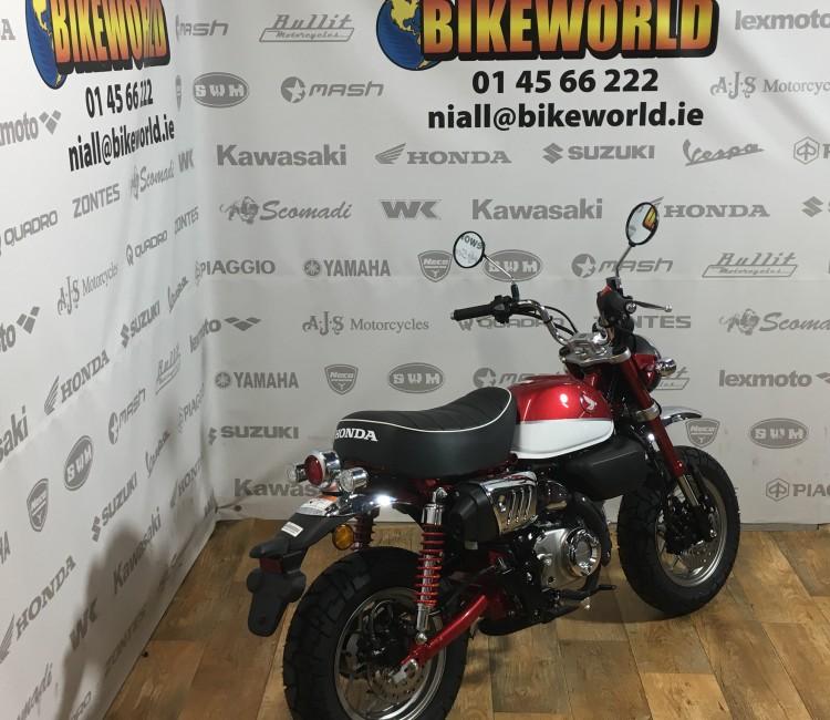 Honda Monkey 125 - Motorcycles, Scooters, Helmets, Clothing