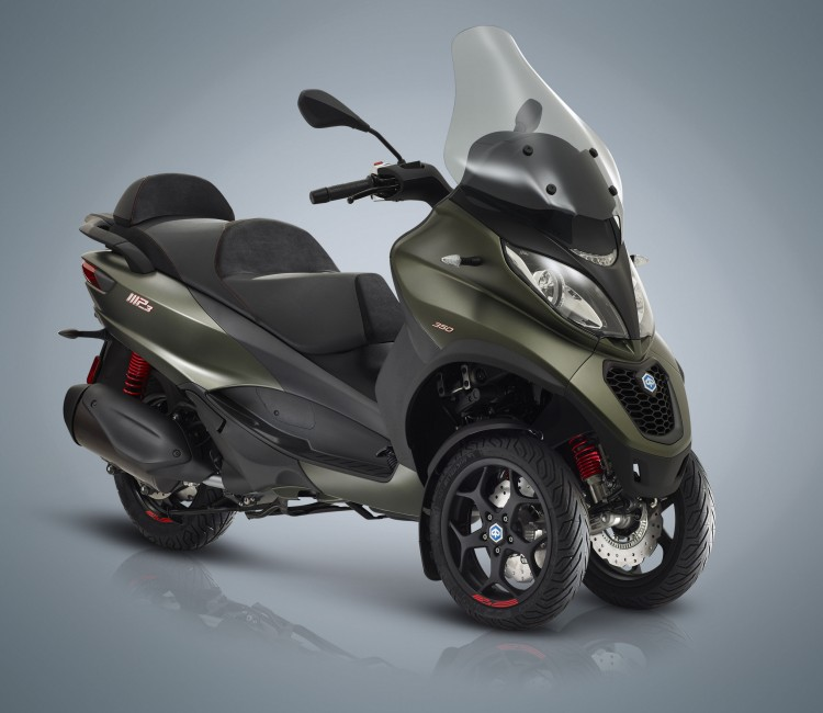Piaggio MP3 350 ABS - Motorcycles, Scooters, Helmets