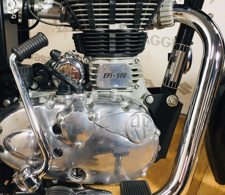 Royal Enfield Bullet 500 - Motorcycles, Scooters, Helmets