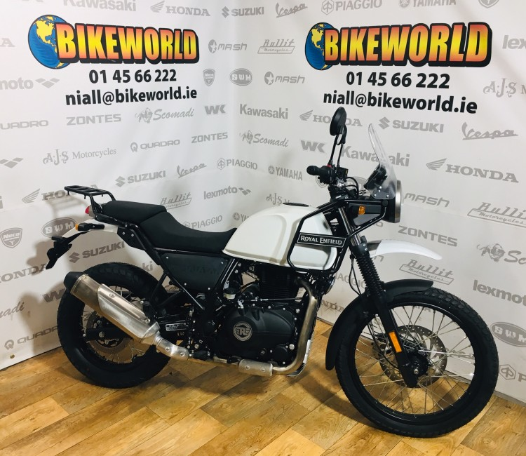 Royal Enfield Himalayan 400 Motorcycles Scooters Helmets
