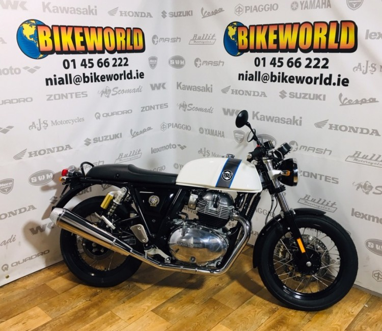 Royal Enfield Continental Gt 650 Twin Motorcycles Scooters