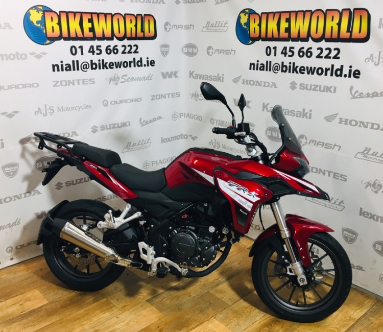 Benelli TRK 251 ABS - Motorcycles, Scooters, Helmets, Clothing